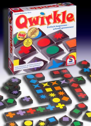 Qwirkle  Schmidt Spiele